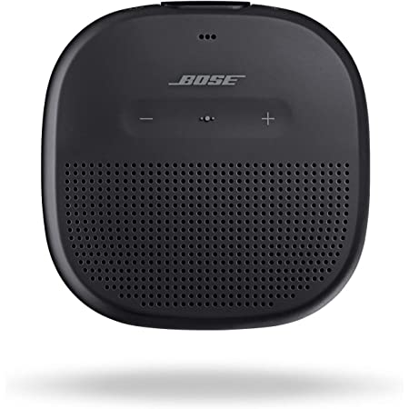 Bose SoundLink Micro, Portable Outdoor Speaker, (Wireless Bluetooth Connectivity), Black