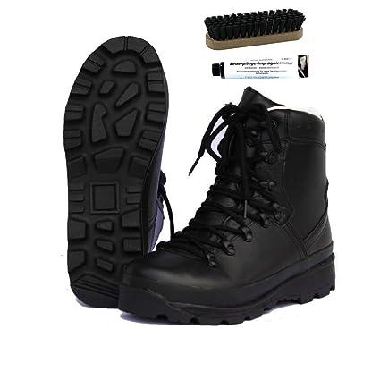 Sammeln & Seltenes Original Bw Kampfstiefel Haix Tropen Stiefel Leder Bundeswehr Schuhe Outdoor