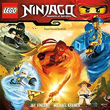 Ninjago Masters Of Spinjitzu Vincent/Kramer