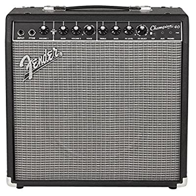Fender Champion 40 - 40 Watt Electric Guitar Amplifier