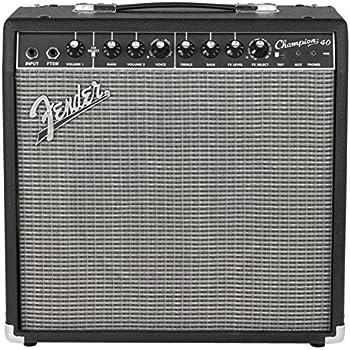 fender champion 40 40 watt electric guitar amplifier musical instruments. Black Bedroom Furniture Sets. Home Design Ideas