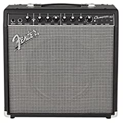 Fender, a leader in instrument manufacturing, started designing, manufacturing and evolving musical instruments in 1946. Since, Fender amplifiers have and continue to be an integral part of modern music. Easy to use and versatile enough for a...
