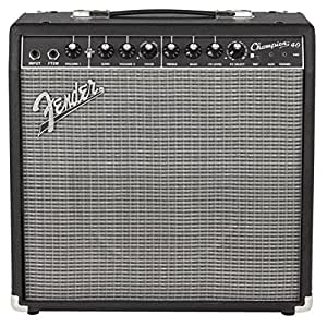 fender champion 40 40 watt electric guitar amplifier musical instruments. Black Bedroom Furniture Sets. Home Design Ideas