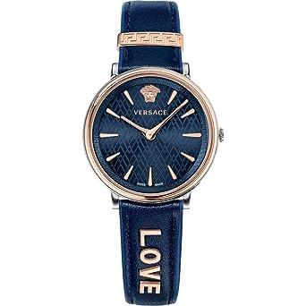 Versace Manifesto Edition VBP090017 - Reloj de Pulsera para Mujer: Amazon.es: Relojes