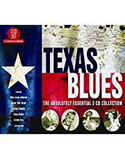 Texas Blues - Absolutely Essential