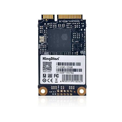 KingDian MSATA Disco de estado sólido SSD de 120 GB M200 duro ...
