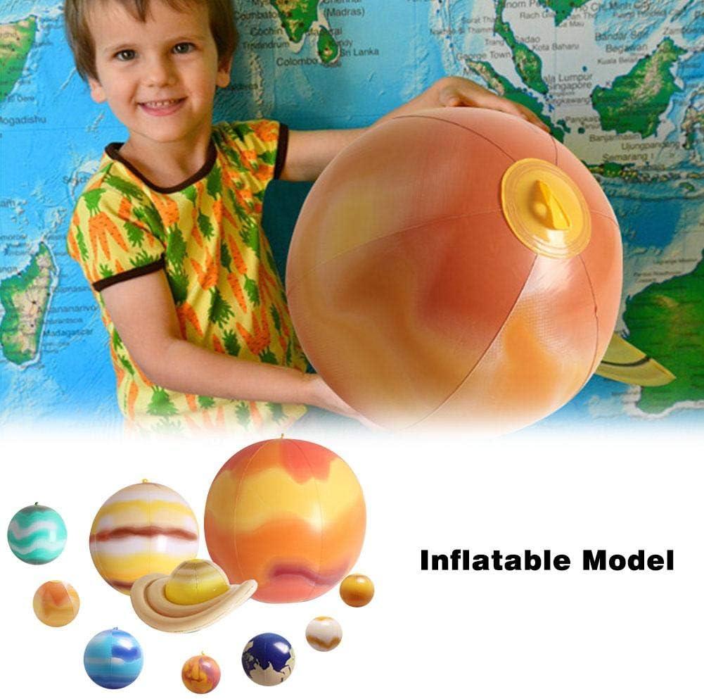 flower205 Pelota Inflable Bola Inflable Planeta Sistema Solar ...