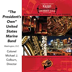Wasbe 2009: The President's Own United States Marine Band