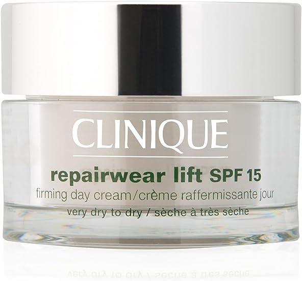 Clinique repairwear Lift SPF 15 firming Day Cream 50 ml, 1er Pack (1 x 50 ml): Amazon.es: Belleza