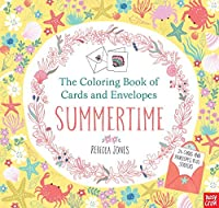 The Coloring Book Of Cards And Envelopes Summerti