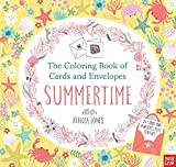 img - for The Coloring Book of Cards and Envelopes: Summertime book / textbook / text book