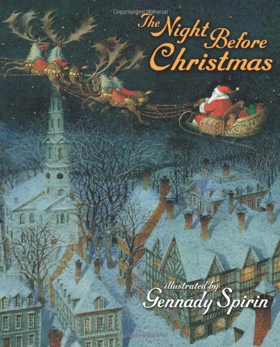 The Night Before Christmas by Amazon Childrens Publishing
