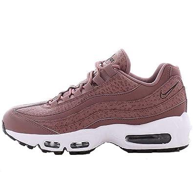 Nike WMNS Air Max 95 Lea, Sneakers Basses Femme