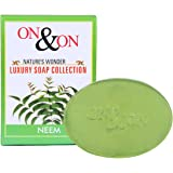 ON & ON Neem soap (75 Gm)