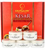 Oxyglow Kesar Fairness Glow Facial Kit, 165g