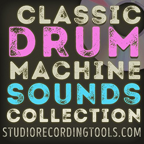 Classic Drum Machine Sounds Collection Wav CD