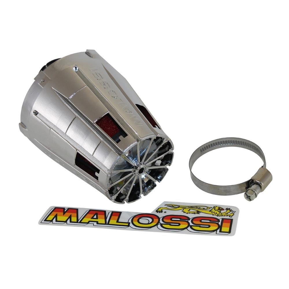 Filtro aria Malossi Racing Boxed 38/mm cromato di rosso
