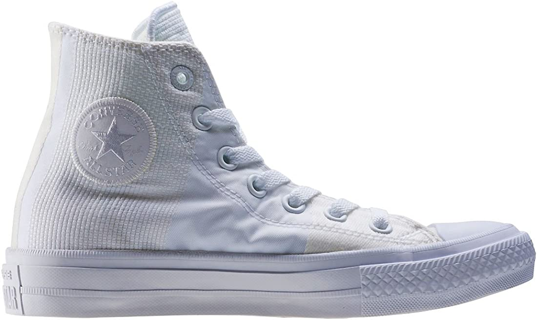 Converse Chuck Taylor All Star II, Baskets Hautes Mixte White
