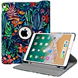 Best Vintage Cases For Apple IPads - Fintie iPad Pro 10.5 Case with Built-in Apple Review