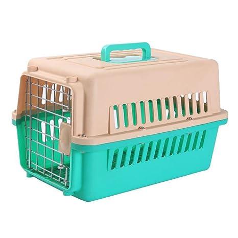 Pet Air Box gato y perro y gato jaula outpack Box portátil con ...