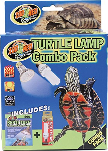 Zoo Med Combo Pack Turtle Lamp from Zoo Med