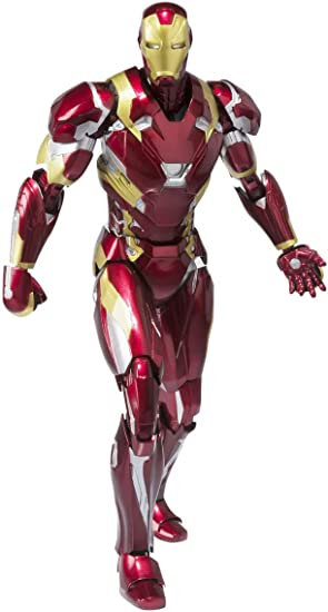 SH Figuarts - Civil War - Iron Man Mark 46