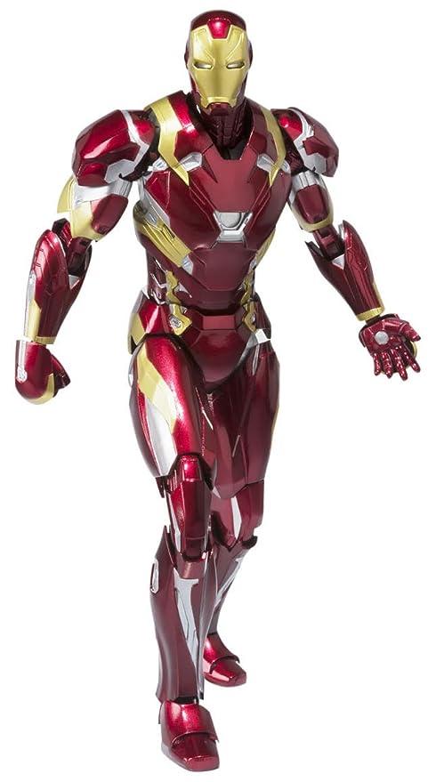 Sh Figuarts Civil War Iron Man Mark 46