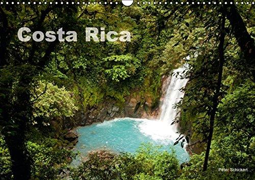 costa-rica-wandkalender-2016-din-a3-quer-traumstrnde-und-natur-in-mittelamerika-monatskalender-14-seiten-calvendo-natur