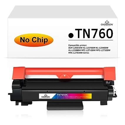 Amazon com: ChenPhon NO CHIP Compatible Toner Cartridge