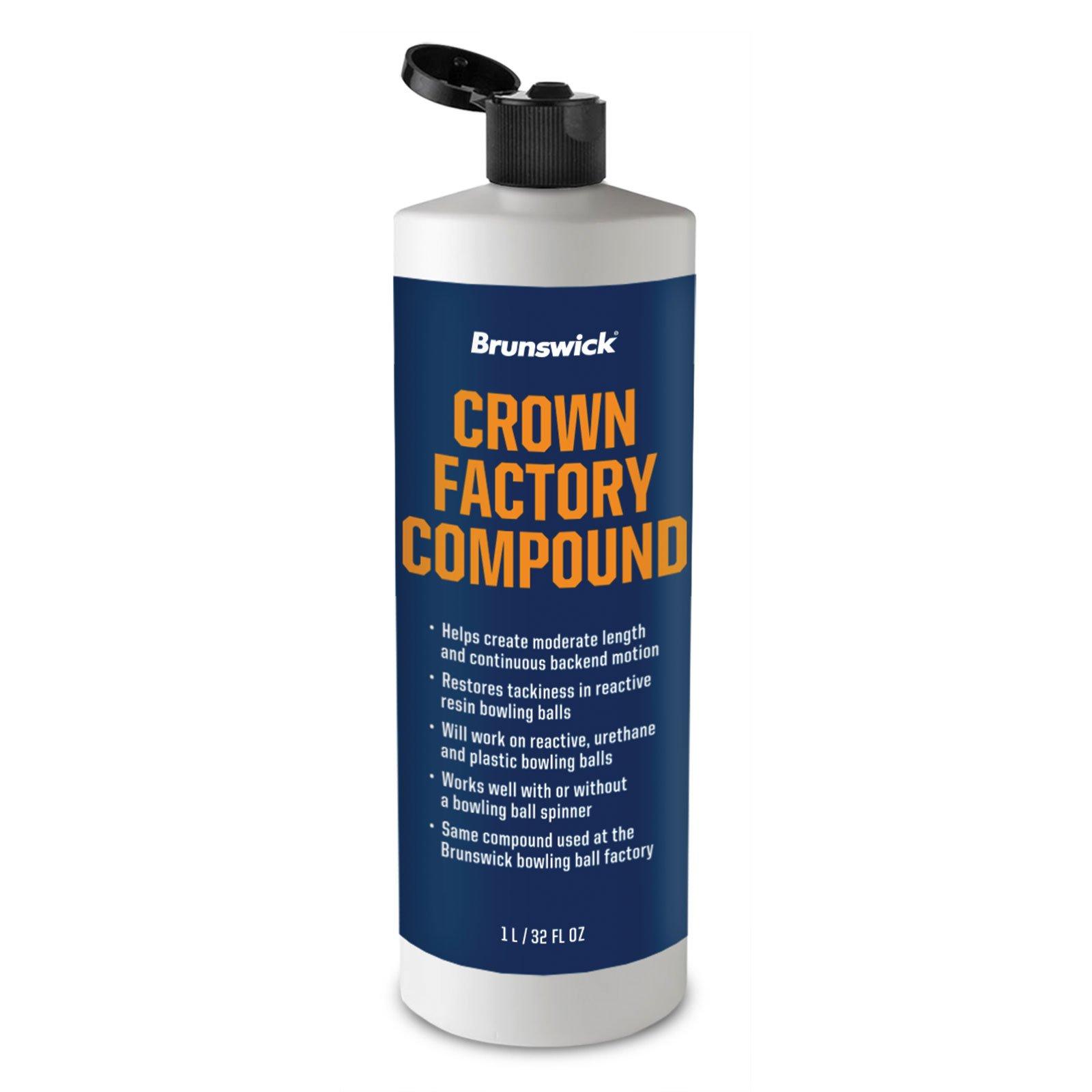 Brunswick Crown Factory Compound 32oz