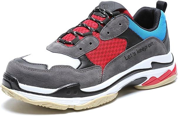 Yorgou Calzado de Running para Hombres Zapatillas de Deportes ...