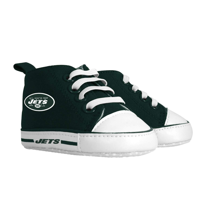 New York Jets Baby Fanatic Pre-Walker Hightop