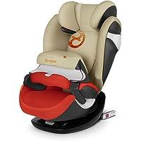 Cybex - Silla de coche grupo 1/2/3 Pallas M-Fix, silla de coche 2 en 1 para niños, para coches con y sin ISOFIX, 9-36 kg, desde los 9 meses hasta los 12 años aprox.