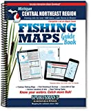 Central-Northeast Michigan Fishing Map Guide (Fishing Maps Guide Book)