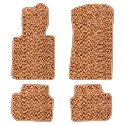 Furstil Automotive-Custom Fit Coco Car Mats Mercedes-Benz 1977-1985 w123 Sedan