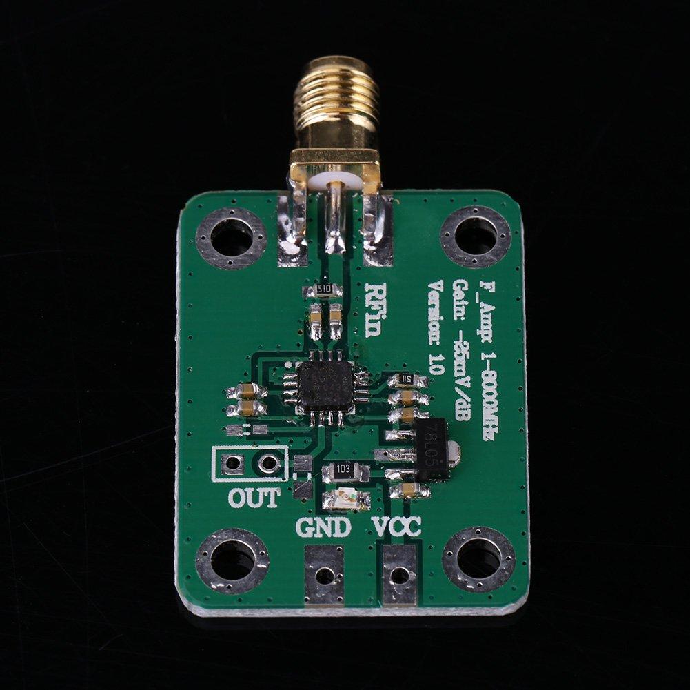 Ad8318 Rf Logarithmic Detector Rssi Measurement Power Meter 1 Circuit 8000mhz 70db Walfront