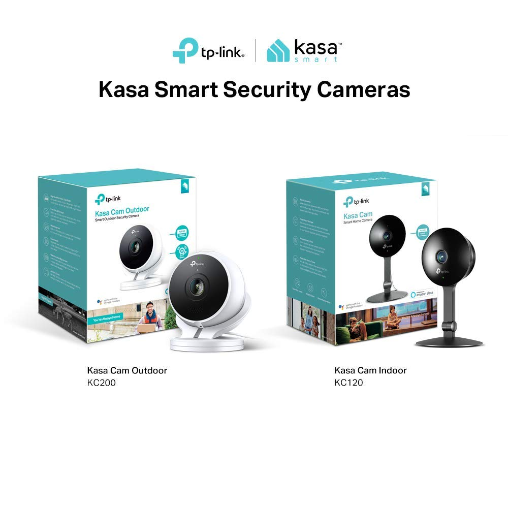 Kasa Cam by TP-Link – WiFi Camera for Home, Indoor Camera
