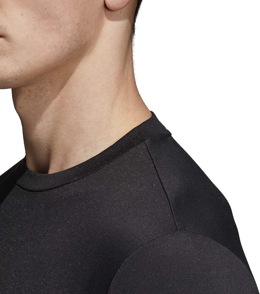 adidas Mens Training Essentials Tech Long Sleeve Tee