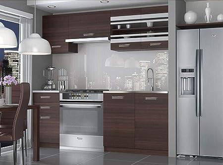 Muebles Cocina Completa, 180 cms, Modulos de cocinas ref-02 ...