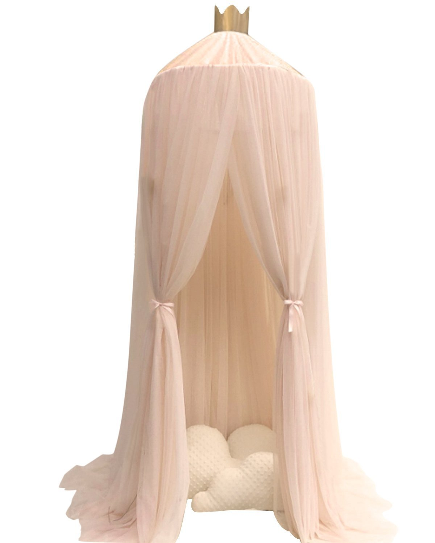 New Kids Bed Canopy Dome Crib Canopy Netting Baby zanzariera Vplay