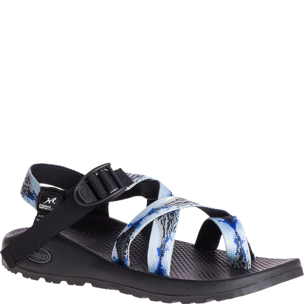 Chaco Women's Z2 Classic Athletic Sandal B072N3NGHS 8 B(M) US|Glacier Black