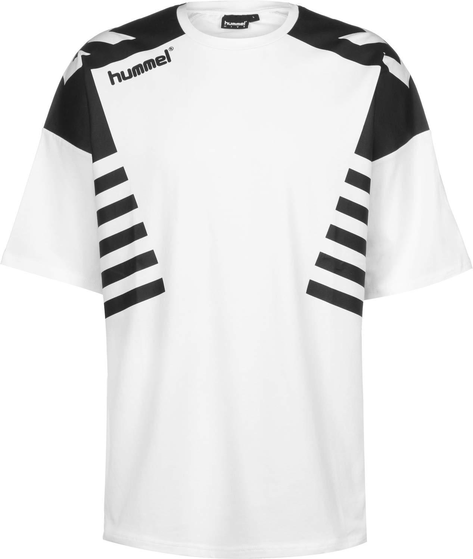hummel Constantin Short Sleeve Camiseta, Hombre: Amazon.es ...