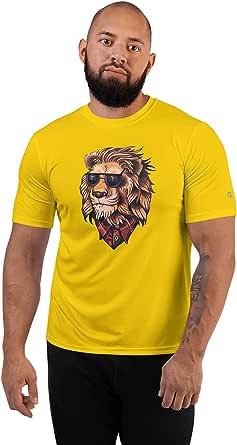 Art Gallery Misr Lion Yellow T-Shirt