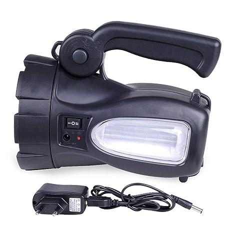 SSCJ Reflector LED, Recargable, portátil, portátil, proyector ...