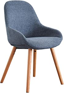 QX Chair Chairs Wood Dining Modern Niture for Living Room, Desk, Patio, Terrace, Office, Kitchen, Lounging, Cafeterias