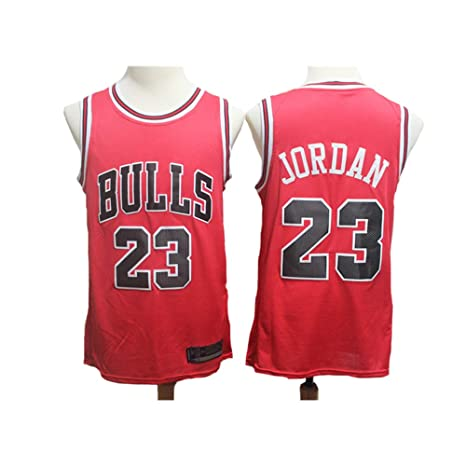 LSJ-ZZ Camiseta de Baloncesto para Hombre Michael Jordan ...