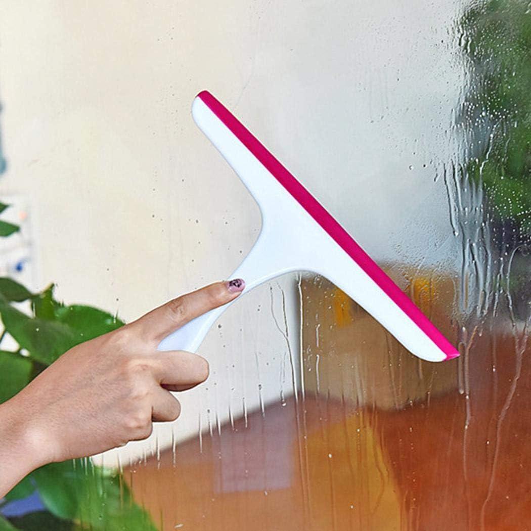 pagacat Glass Window Wiper Cleaner Home Bagno Specchietti per Auto Spatole lavavetri