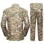 H Monde Shopping pour Homme Tactique BDU Combat Uniforme Veste Chemise & Pantalons Costume pour l'armée Militaire… 8