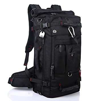 Amazon.com: KAKA Laptop Backpack for 17-Inch Laptops: Computers ...