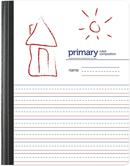 The Best Office Depot Brand Primary Composition Book